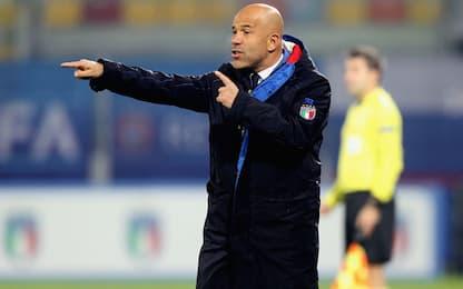 """Di Biagio: """"Io traghettatore Nazionale? Non ora"""""""