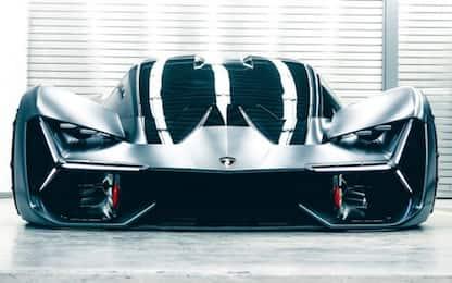 Lamborghini, ecco la Terzo Millennio