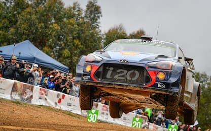 WRC 2017: Neuville vince l'ultima in Australia