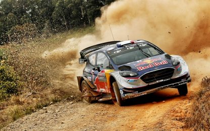 WRC, Ogier e Wilson: due cuori e una caparra