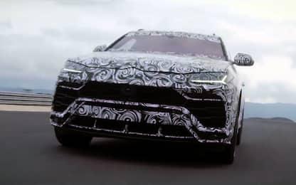 Lamborghini Urus, svelate le prestazioni