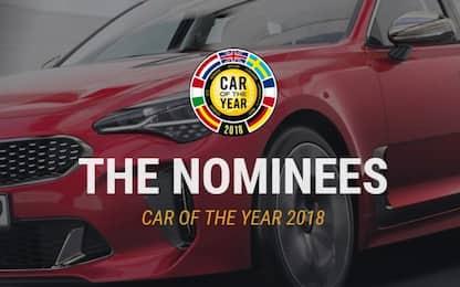 Auto dell'Anno 2018, ecco le candidate