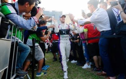 Formula E. A Bird gara 1 dell'ePrix di Hong Kong