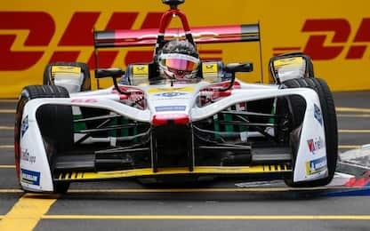 Formula E, vittoria per Abt ad Hong Kong (round 2)