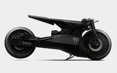 Barbara-Custom-Motorcycles-Triumph-E-Black-Matter