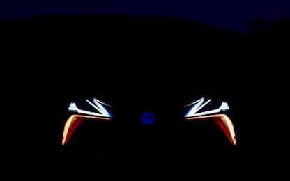 Lexus LF-1, arriva il teaser