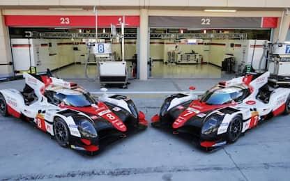 WEC, Toyota parteciperà alla stagione 2018/2019
