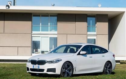 BMW Serie 6 GT: un po' station, un po' SUV