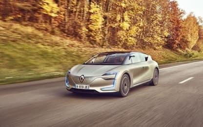 Renault Symbioz Demo Car, un assaggio del futuro