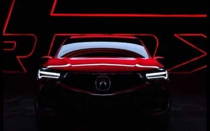 Acura RDX Prototype arriva al Salone di Detroit