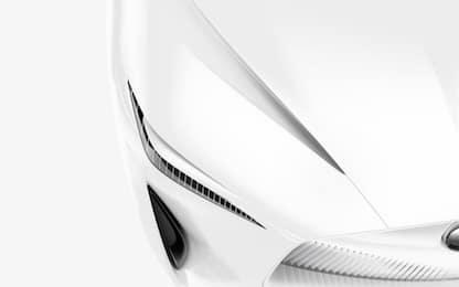 Infiniti concept Q Inspiration, design del futuro