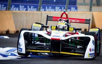 Formula E, Müller il migliore nei rookie test