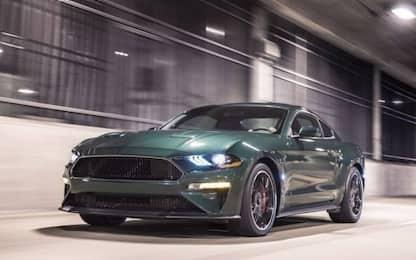 Ford, la Mustang Bullit al salone di Detroit