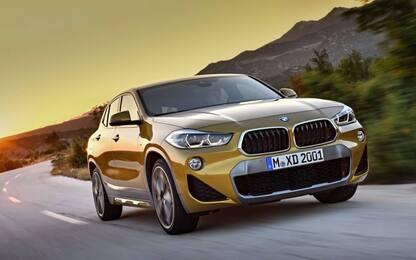 BMW X2, il SUV elegante e sportivo