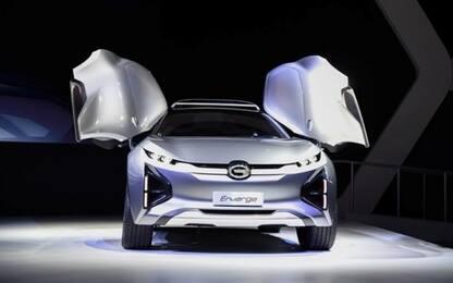 Gac Motor: ecco il concept Enverge