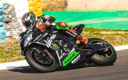 SBK 2018, test Jerez: Sykes è il più veloce