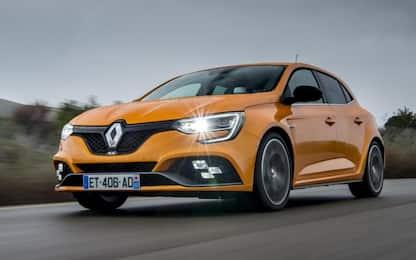 Renault, il ritorno di Megane RS