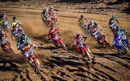 Motocross, partono gli Internazionali d'Italia