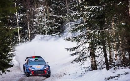 WRC 2018: è il momento del rally di Svezia