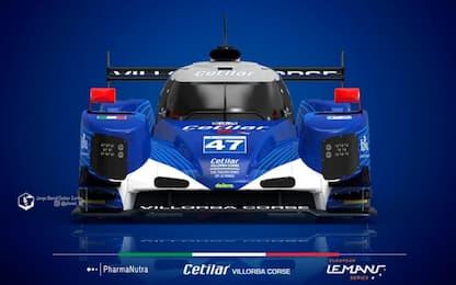 24 Ore di Le Mans, Villorba Corse ci sarà