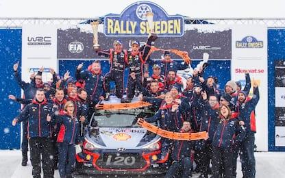 WRC 2018, le pagelle del rally di Svezia
