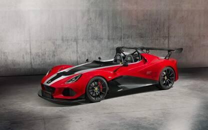 Lotus 3-Eleven 430, realizzati solo 20 esemplari