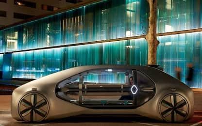 Salone di Ginevra 2018, Renault EZ-GO