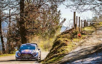 WRC, Tour de Corse: Ogier l'indomabile