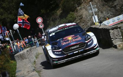 WRC, Ogier vince la battaglia dei Seb