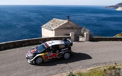 WRC: Seb piange, Seb ride