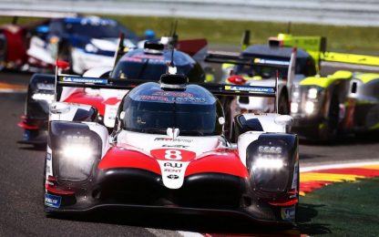 WEC al via a Spa: Alonso protagonista