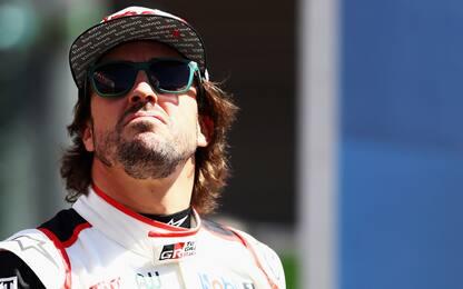 Alonso, vince a Spa va a caccia della Triple Crown