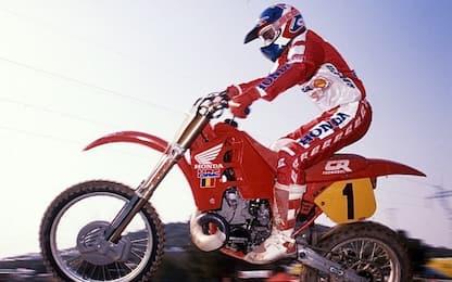 Addio Eric Geboers, fenomeno del motocross anni 80