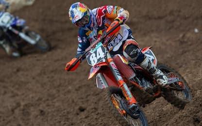 MXGP, al via in Lettonia il settimo round