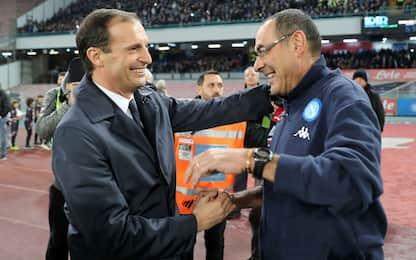 La giusta distanza tra Juventus e Napoli