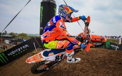 MXGP: Herlings Re anche in Germania