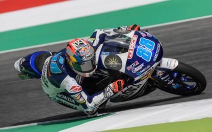 Moto3: pole di Martin, sorprendono i giapponesi