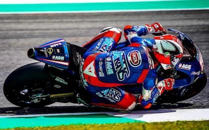 Moto2: la legge di Pasini, è pole position!