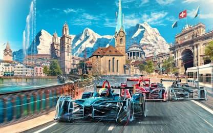 Formula E: le corse tornano in Svizzera