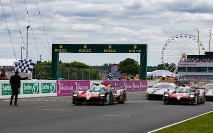 Toyota a Le Mans, la fine di un incubo