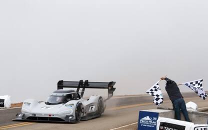 Pikes Peak: record incredible per Volkswagen