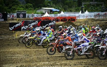 Motocross, Cairoli in Indonesia per il sorpasso