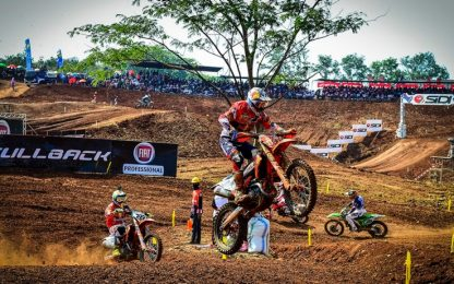 Motocross: in Indonesia vince ancora Herlings