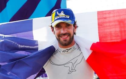 Formula E, Vergne campione