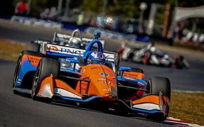Indycar, a Sonoma per il gran finale