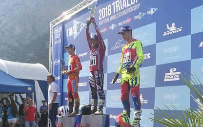 """Trial, Grattarola """"mondiale"""": vince GP e titolo"""