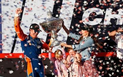 Dixon campione Indycar 2018