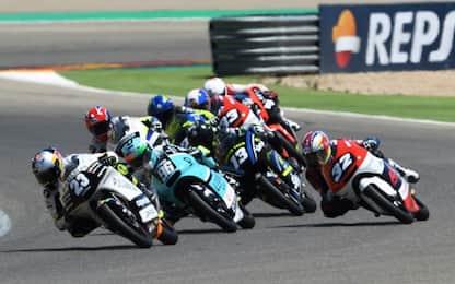 CEV, a Jerez è caccia a Fernandez e Raffin