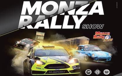 Tutto pronto per il Monza Rally Show