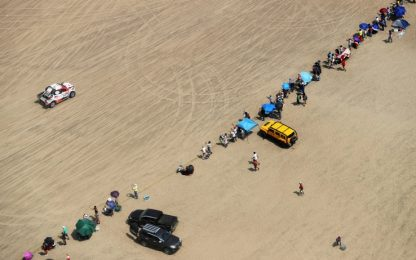 Dakar 2019, Vincono Al-Attiya e Joen Barreda